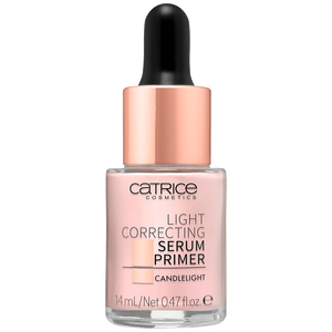 Bild: Catrice Light Correcting Serum Primer Candlelight