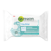 Bild: GARNIER SKIN NATURALS Hautklar 3in1 Reinigungstücher