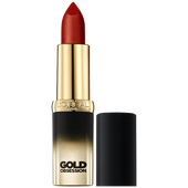 Bild: L'ORÉAL PARIS Color Riche Gold Obsession Lippenstift