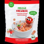 Bild: Freche Freunde Frühstücks-Kringel Apfel-Erdbeere