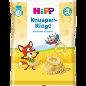 Bild: HiPP Knusper-Ringe