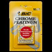 Bild: BIC Chrome Platinum Rasierklingen
