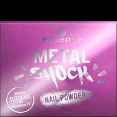 Bild: essence Metal Shock Nail Powder i´m so fancy