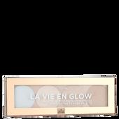 Bild: L'ORÉAL PARIS La Vie En Glow Highlighting Powder Palette
