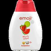 Bild: emoji Fruity Lollipop Bodylotion