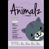 Bild: masque BAR Pretty Animalz Tuchmaske Katze