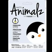 Bild: masque BAR Pretty Animalz Tuchmaske Pinguin
