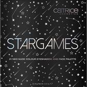 Bild: Catrice Stargames 21 Neo Nude Colour Lidschatten Palette