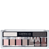 Bild: Catrice The Modern Matt Collection Eyeshadow Palette