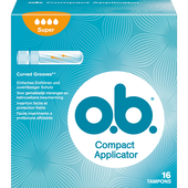 Bild: o.b. Compact Applicator super