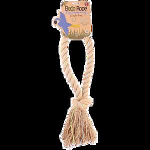 Bild: BeCo Pets Hundespielzeug BeCo Rope Jungle Ring
