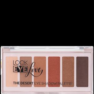 Bild: LOOK BY BIPA Eye Love Shadow Palette 050 the desert