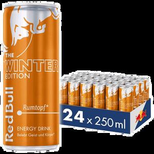 Bild: Red Bull The Winter Edition Energy Drink