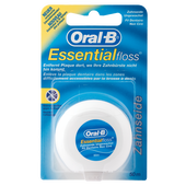 Bild: Oral-B Essentialfloss Zahnseide ungewachst