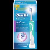 Bild: Oral-B Vitality Trizone wiederaufladbare elektrische Zahnbürste