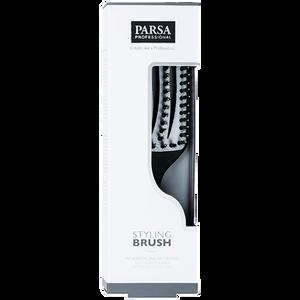Bild: Parsa Styling Brush mit Keratin und Aktivkohle