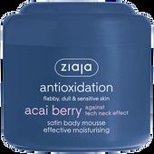 Bild: Ziaja Antioxidation Satin Body Mousse Acai Berry