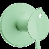 Bild: KOZIOL WC-Rollenhalter SENSE solid mint