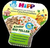 Bild: HiPP Gemüsereis mit Erbsen & Geschnetzelten
