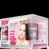 Bild: MediCap Collagen Cell Shot + Serum