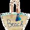 Bild: LOOK BY BIPA Strandkorbtasche Beach