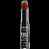 Bild: NYX Professional Make-up Full Throttle Lipstick con artist