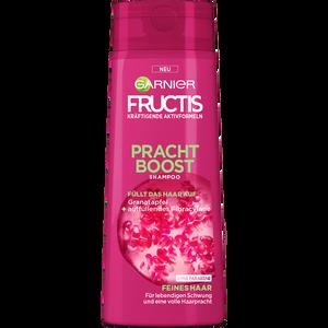 Bild: GARNIER FRUCTIS Pracht boost Shampoo