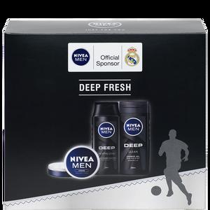 Bild: NIVEA MEN Deep Fresh Geschenkset