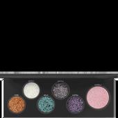Bild: L.O.V GLITTER unexpected Sparkling Eyeshadow Palette