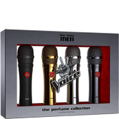 Bild: The Voice Men Geschenkset - the Perfume Collection