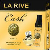 Bild: LA RIVE Cash Woman Duftset