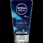 Bild: NIVEA Hair Care aqua gel Wet Look