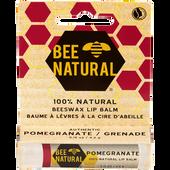 Bild: BEE NATURAL Lippenbalsam Pomegranate