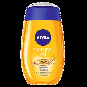 Bild: NIVEA natural oil Duschöl