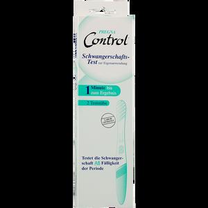 Bild: Pregna Control Schwangerschaftstest