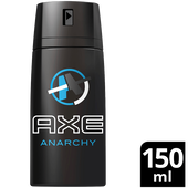 Bild: AXE Deospray Anarchy for Him
