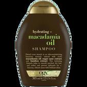 Bild: OGX Macadamia Oil Shampoo