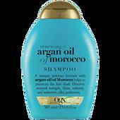 Bild: OGX Moroccan Argan Oil Shampoo