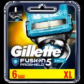 Bild: Gillette Fusion PROSHIELD Fusion 5 Proshield Chill Klingen