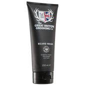 Bild: The GREAT BRITISH GROOMING Co. Beard Wash