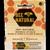 Bild: BEE NATURAL Lippenbalsam Mango