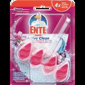 Bild: WC-Ente Active Clean WC-Einhänger Strahlende Blüten