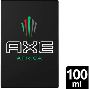 Bild: AXE Africa After Shave