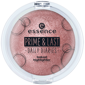 Bild: essence Prime & Last Baked Highlighter