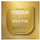 Bild: masque BAR Gold Foil Peel-off Maske Pod