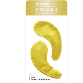 Bild: masque BAR Pure Gold Hydgel Eye Mask