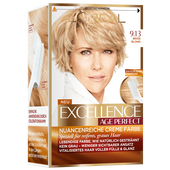 Bild: L'ORÉAL PARIS Excellence Age Perfect Creme Farbe beige blond