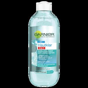 Bild: GARNIER SKIN NATURALS Hautklar 3in1 Mizellenwasser