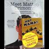 Bild: theBalm Meet Matte Trimony Lidschatten Palette + gratis Hot Mama Blush