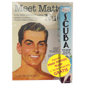 Bild: theBalm Meet Matte Nude Lidschatten Palette + gratis Scuba Mascara